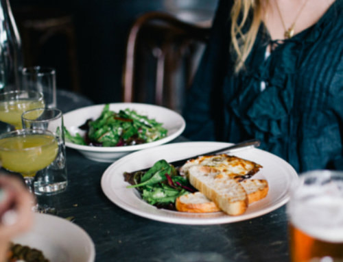 What your blog and your family dinner should have in common